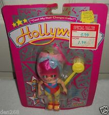 #9237 NOC Vintage Tonka Hollywoods Color Change Hair Molly Doll