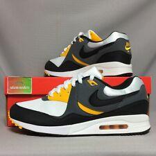 Nike Air Max Light UK11 AO8285-102 EUR46 US12 white black grey yellow retro og 1