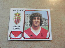 original FOOTBALL STICKERS PANINI FOOT 82 1982 Roland COURBIS (Nr 152)