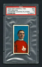 PSA 5 1910 C59 LaCROSSE CARD #85 JEFF MALONE