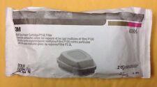 3M 60926 P100 Filter Multi Gas Vapor Cartridge 2pack