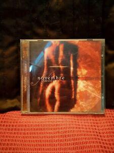 Novembre – Classica ( Century Media, 2000) CD