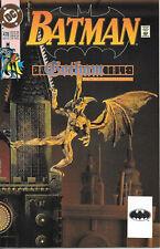 Batman Comic Book #478, DC Comics 1992 NEAR MINT NEW UNREAD