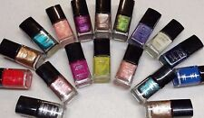Lot of 18 COVERGIRL Outlast Stay Brilliant NAIL GLOSS POLISH Variety of Colors