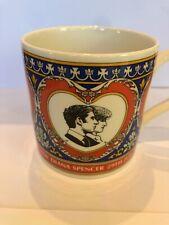 Wedgwood Royal Wedding Prince Charles & Lady Diana Limited Edition 1981 Mug