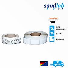 SMARTRAC UPM RAFLATAC Web UHF RFID Transponder EPC Class1 Gen2 (NXP U-CODE G2iL)