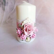 Unity Handmade Candle for Bride and Groom Wedding Accessories Gift For Couple