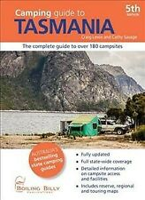 Camping Guide to Tasmania 5e (Camping Guide to Tasmania), Brand New, Free shi...