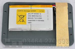 HELLA GUTMANN Akku Mega Macs MM50 MO BIKE Diagnosegerät Ersatzakku 7,4V 400244