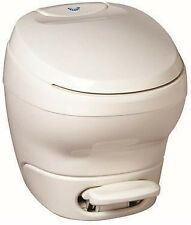 RV Thetford 31120 Aqua-Magic White Low Profile Bravura Toilet