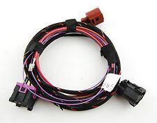 Scheinwerferreinigung SRA Kabelbaum Adapter cable Audi A3 8P Sportback + Relais