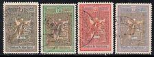 Romania 1906 Welfare Fund  -  SG.513/516  Used Set of 4  (Scott B13-B16)
