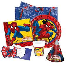 Articoli di compleanno bambino per feste e occasioni speciali, con soggetto la Spider-Man