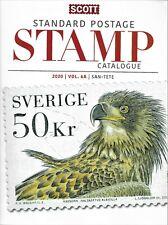Scott 2020 Standard Stamp Catalogue Volume 6A Countries Of The World San-Tete