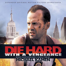 Die Hard With A Vengeance - 2 x CD Complete Score - Limited 4000 - Michael Kamen
