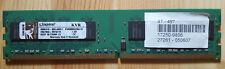 Modulo memoria 1GB Kingston KVR800D2N5/1G 128M x 64-Bit DDR2-800CL5 240-Pin DIM