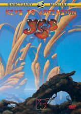 YES KEYS TO ASCENSION DVD PROG ROCK JON ANDERSON RICK WAKEMAN CHRIS SQUIRE