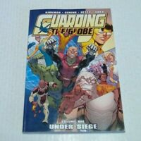 Guarding the Globe TPB # 1 (Image)2012 - 1st Print - NM- - UNREAD!!
