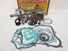 SUZUKI RM 85 ENGINE REBUILD KIT CRANKSHAFT, NAMURA PISTON, GASKETS 02-12, 15-16
