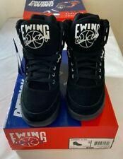 Patrick Ewing 33 Hi  Basketball Shoes Black / White  Men's Size 5