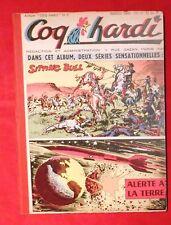 COQ HARDI Album n°5. Nouvelle série n°53 à 65 - 1951/1952