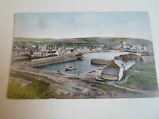 Vintage Postcard - PORT PATRICK, Looking S 4101.5 Ayrshire - Unposted