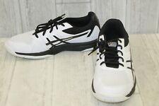 Asics Upcourt 3 Sneaker - Men's Size 7 White/Black