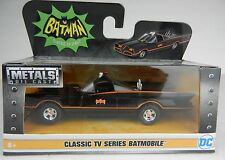 1:32 JADA TOYS *BATMAN* Classic TV Series BATMOBILE Diecast Car *5 INCHES* NIB!