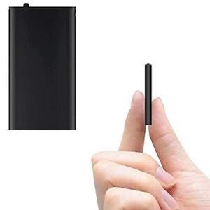 Geräuscherkennung Ton Audio Voice Recorder Spy Wanze Mini Spionage Aufnahme A180