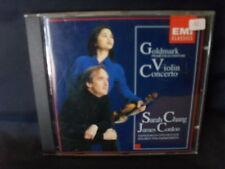 Goldmark - Violin Concerto / Prometheus Overture   -Sarah Chang / James Conlon