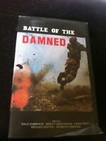 Battle of The Damned VHS video tape 1969 War movie WW2 World War Dale Cummings