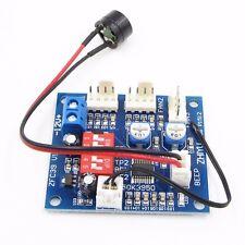 PC CPU 12V 4 Wire Fan Temperature Control PWM Speed Control Module W/ Alarm