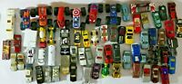 Lots of 66 Mattel and Hot Wheels Car Toys