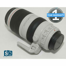 Canon EF 100-400mm f/4.5-5.6l IS Mark II USM ** OTTIMO ** da Wex UK **