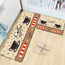 2pc/set Non-Slip Door Mats Floor Mats Soft Area Rug Anti Fatigue Kitchen Mats