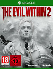XBOX ONE The Evil Within 2 100% Uncut + Last Chance DLC NEU&OVP