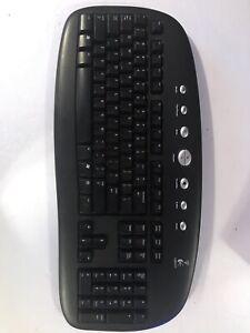 Logitech Cordless Internet Pro Wireless Keyboard Y-RAJ56A Keyboard