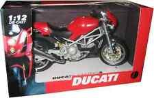 Ducati Monster S 4 Red Newray 1:12
