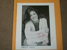 Tracy Dali-signed photo-18