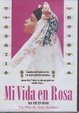 Mi Vida En Rosa DVD NEW Un Film De Alain Berliner SEALED