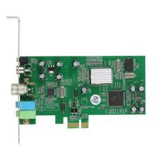 PCI-E Internal TV Tuner FM Tuner MPEG Video Capture DVR Card