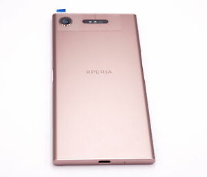 Original Sony xperia XZ1 G8341 G8342 Housing Rear Battery Cover Pink