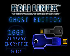Kali Linux USB 2017.1 +ENCRYPTED Persistence Ghost Key-16GB Portable Hacking Key
