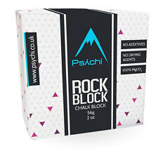 Psychi Chalk Block for Gym Crossfit Weightlifting Fitness Grip Climbing 55g