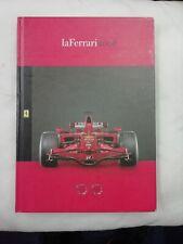 FERRARI LaFerrari 2008. hardback book,