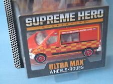 Matchbox Renault Ambulance Secours Routier Supreme Hero Toy Model Car 75mm