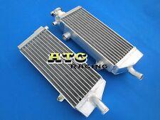 Aluminum alloy radiator KTM 250/450/505 SX-F/SXF 2007 2008 2009 2010 2011 11 10