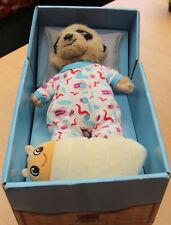 Baby Oleg Meerkat Toy New in Box