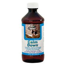 NaturVet Pet Organics CALM DOWN GOOD CAT Stress Relief 8 oz