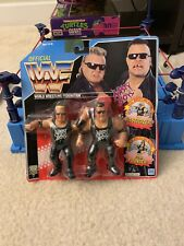 WWF HASBRO NASTY BOYS MOC RARE!